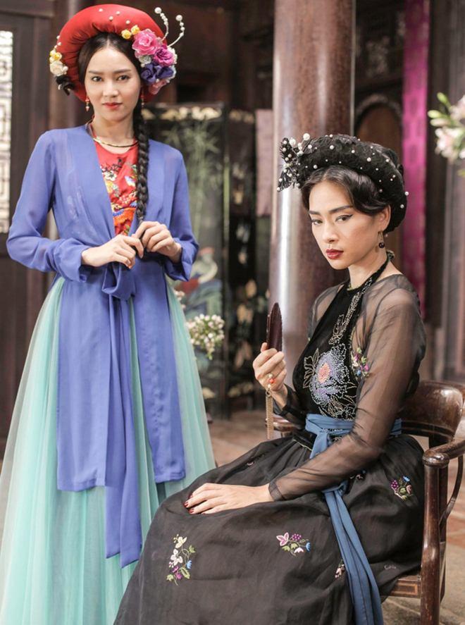Mỹ nữ hớ hênh, không mặc nội y lên phim gây sóng gió màn ảnh Việt - 3