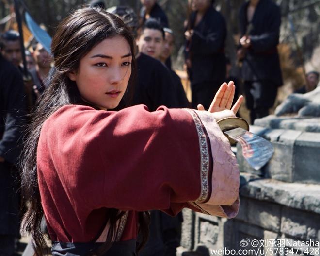 Bóng hồng trong phim của Jack Ma từng giao chiến với Ngô Thanh Vân - 6
