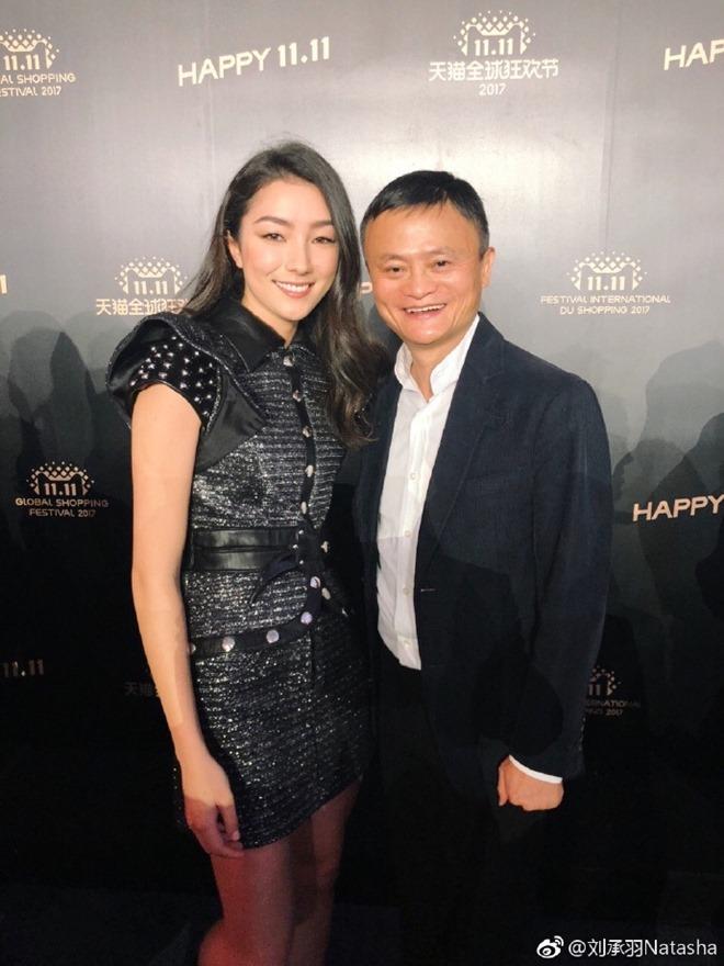 Bóng hồng trong phim của Jack Ma từng giao chiến với Ngô Thanh Vân - 15