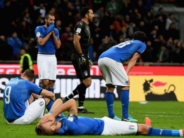 ĐT Italia và cú sốc 60 năm: Lỡ World Cup chỉ là khởi đầu thảm họa