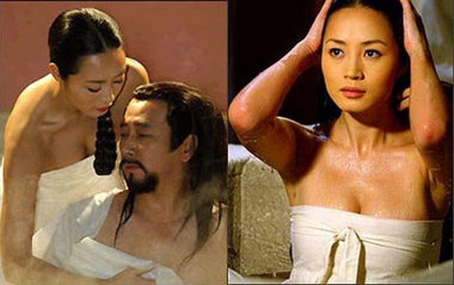 Phim Hàn cũng gây tranh cãi vì hanbok hở nửa ngực - 4
