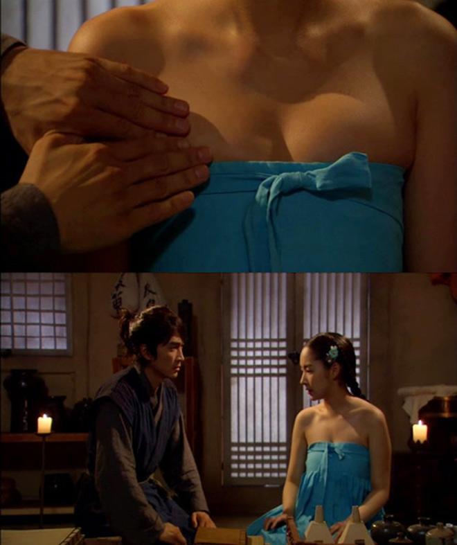 Phim Hàn cũng gây tranh cãi vì hanbok hở nửa ngực - 8