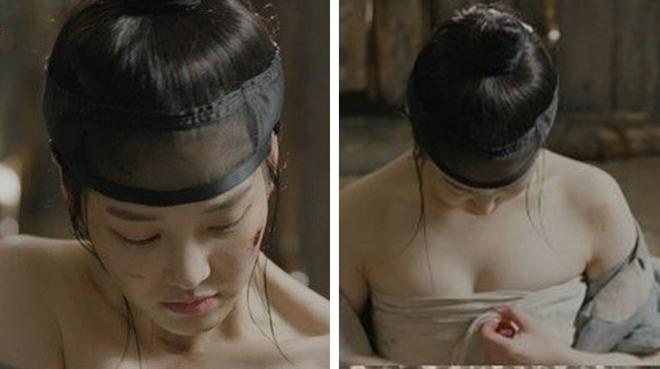 Phim Hàn cũng gây tranh cãi vì hanbok hở nửa ngực - 9