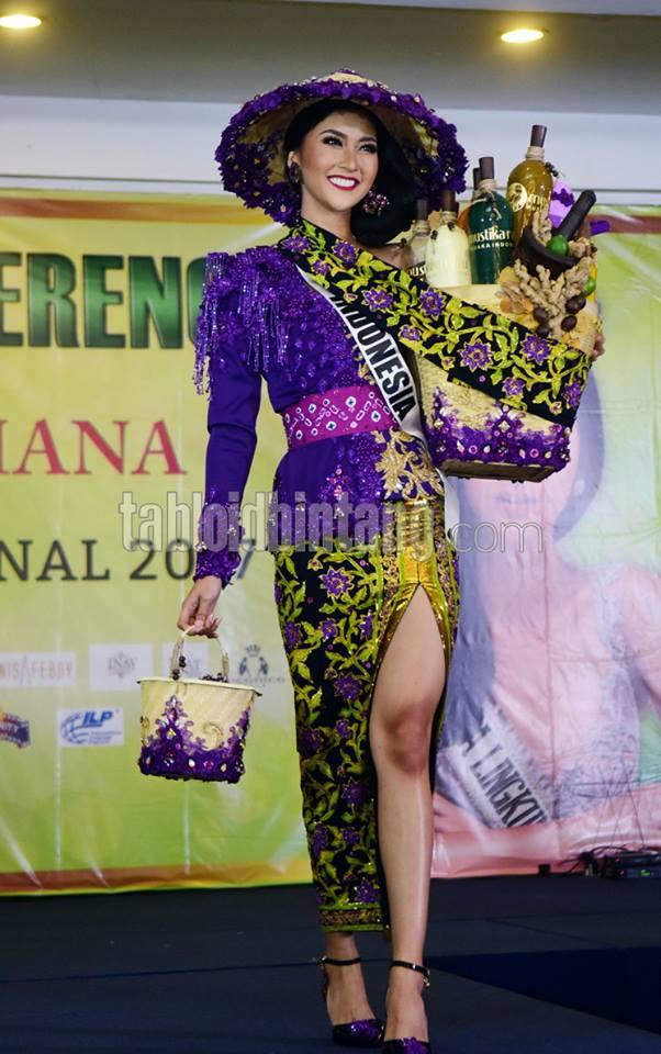 Thùy Dung trượt top 15 HH Quốc tế, thất bại trước người đẹp Lào, Thái Lan - 4