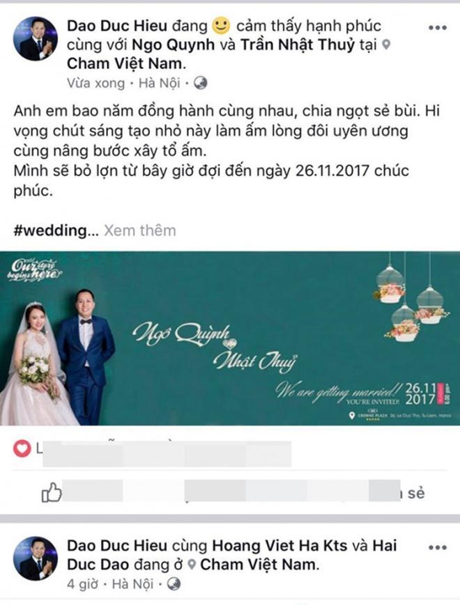 Nhật Thủy kết hôn cùng bạn trai đại gia hơn 14 tuổi vào cuối tháng 11 - 1