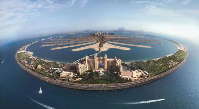 """""""Choáng"""" với trò chơi cảm giác mạnh vô cùng đáng sợ ở Dubai - 1"""