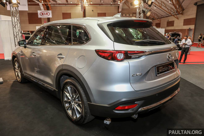 Mazda CX-9 2018 ra mắt, giá từ 1,5 tỷ đồng - 2