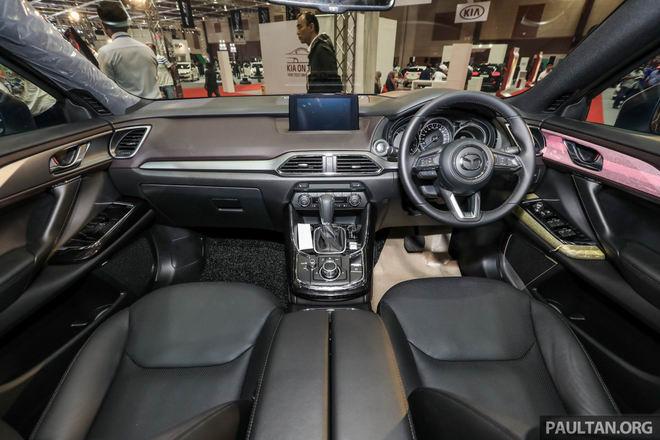 Mazda CX-9 2018 ra mắt, giá từ 1,5 tỷ đồng - 3