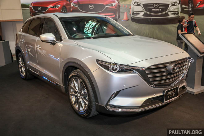 Mazda CX-9 2018 ra mắt, giá từ 1,5 tỷ đồng - 1
