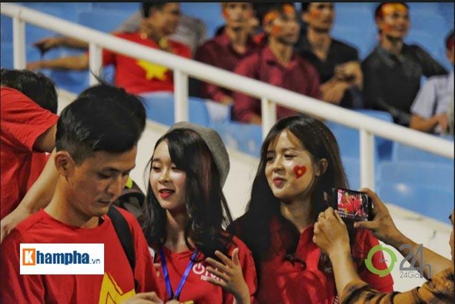 """Bóng hồng """"cháy"""" hết mình giúp ĐT Việt Nam làm nên lịch sử - 3"""