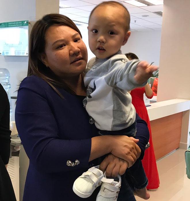 Hơn 300 em bé ra đời từ thụ tinh ống nghiệm thành công tại Vinmec - 2