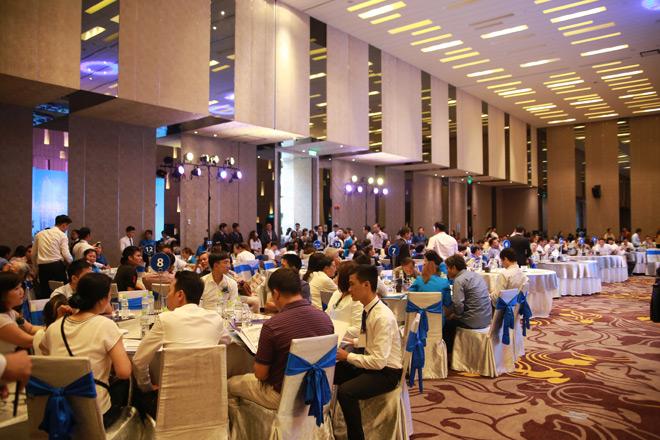 Hơn 500 khách hàng tham dự lễ mở bán dự án Ocean Gate Hotel & Residences - 1