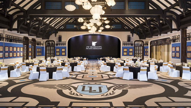 JW Marriott Phu Quoc Emerald Bay đăng cai lễ trao giải World Travel Awards 2017 và World Spa Awards 2017 - 1