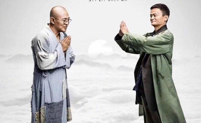 """Jack Ma hạ 11 cao thủ: """"Hộ pháp Thiếu Lâm"""" gọi là """"võ tiền"""" - 1"""