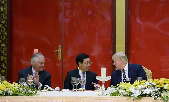 """Phó Thủ tướng """"bật mí"""" về đêm trắng ở APEC - 2"""
