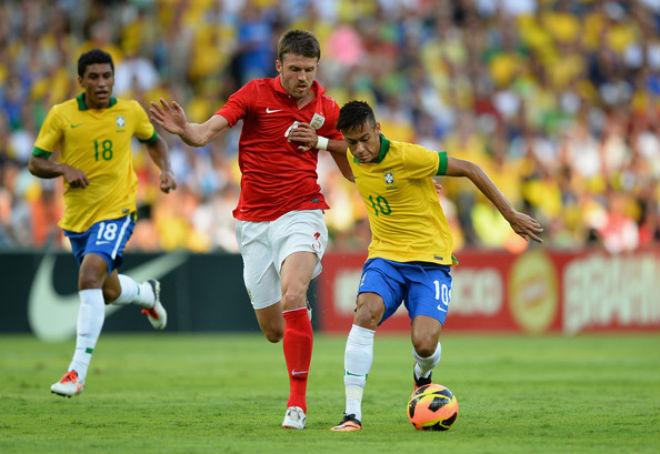 Chi tiết Anh - Brazil: Kịch tính đến phút chót (KT) - 9