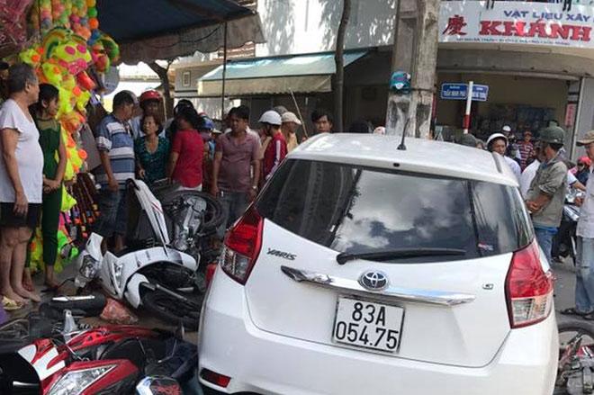 """Thông tin chính thức về vụ """"xe tang vật gây tai nạn"""" ở Sóc Trăng - 3"""