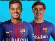 Bóng đá - Barca chi 300 triệu euro: Đón Coutinho, cướp Griezmann khỏi MU