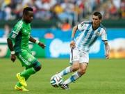 Argentina - Nigeria:  Vua giao hữu  thử lửa  Siêu đại bàng