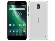 """Smartphone Nokia 2 rẻ nhất vừa  """" lên kệ """"  tại Việt Nam"""