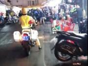 Tin tức trong ngày - Tài xế ô tô lạng lách, chạy trốn CSGT gây náo loạn phố SG
