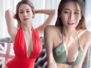 """""""Nữ thần gợi cảm"""" khiến quý ông Thái Lan không ngừng khao khát"""