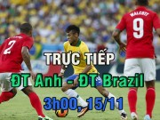 Chi tiết Anh - Brazil: Kịch tính đến phút chót (KT)
