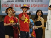 Bóng hồng  cháy  hết mình giúp ĐT Việt Nam làm nên lịch sử