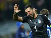 """Buffon lỡ World Cup: """"Trời phụ người tài"""", khốn khổ nhất 2017"""