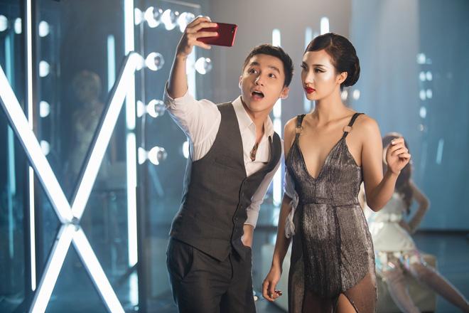 Sơn Tùng M-TP gây sốt khi giới thiệu công nghệ selfie đỉnh cao mới - 3