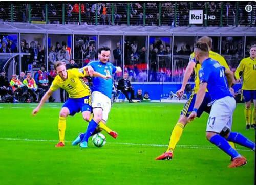 Chi tiết Italia - Thụy Điển: Nỗi đau khôn xiết (KT) - 4
