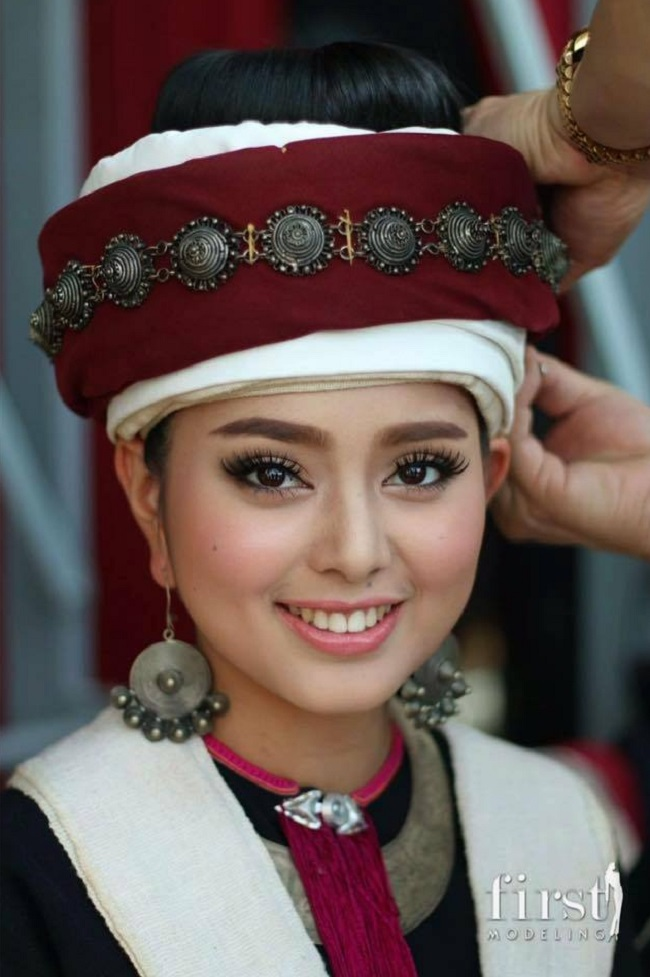 Lần đầu tiên cử đại diện tham dự Miss International tại Nhật Bản nhưng đại diện Lào đã xuất sắc lọt top 8.