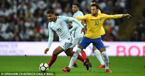 Chi tiết Anh - Brazil: Kịch tính đến phút chót (KT) - 4