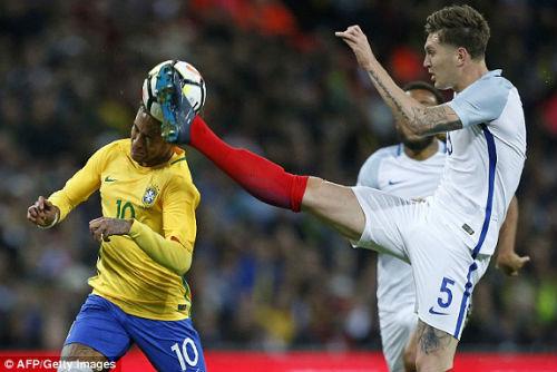 Chi tiết Anh - Brazil: Kịch tính đến phút chót (KT) - 5