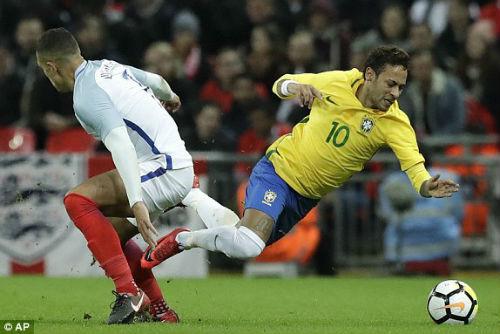 Chi tiết Anh - Brazil: Kịch tính đến phút chót (KT) - 7