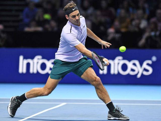 Video, kết quả tennis Federer - Zverev: Kịch tính 3 set, chiến quả như mơ (ATP Finals)
