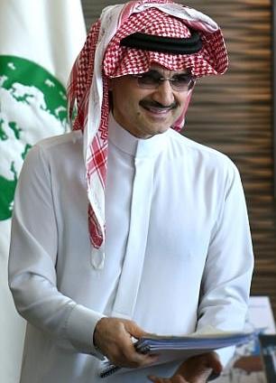 Bị giam, hoàng tử khét tiếng Ả Rập vẫn rao bán 2 khách sạn xa xỉ - 1