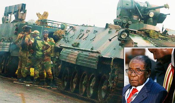 Nổ lớn ở thủ đô Zimbabwe, quân đội chiếm đài truyền hình quốc gia - 1