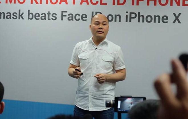 Thấy gì từ sau màn trình diễn mở khóa iPhone X bằng mặt nạ của Bkav? - 1
