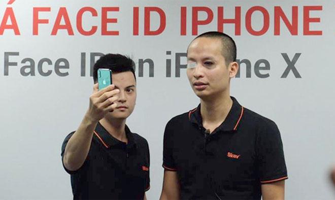 Thấy gì từ sau màn trình diễn mở khóa iPhone X bằng mặt nạ của Bkav? - 2