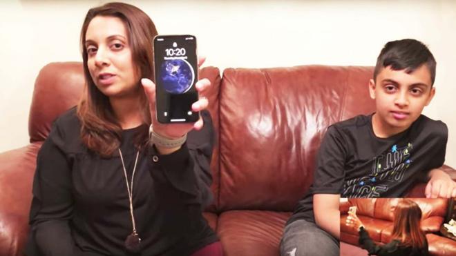Trẻ em dưới 13 tuổi có thể lừa Face ID của iPhone X - 1