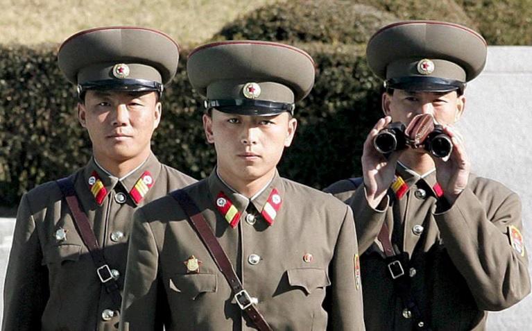 """Tin mới nhất vụ lính Triều Tiên bị bắn """"40 phát"""" khi đào tẩu - 1"""