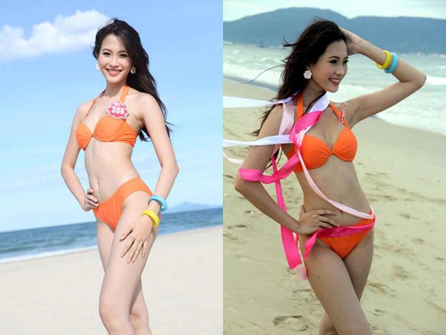 Thu Thảo là cô gái miền Tây Nam Bộ đầu tiên đoạt giải Hoa hậu Việt Nam.