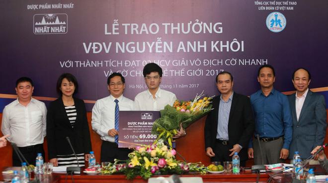 Cờ vua Việt Nam: Cần lắm những Mạnh Thường Quân như Dược phẩm Nhất Nhất - 2