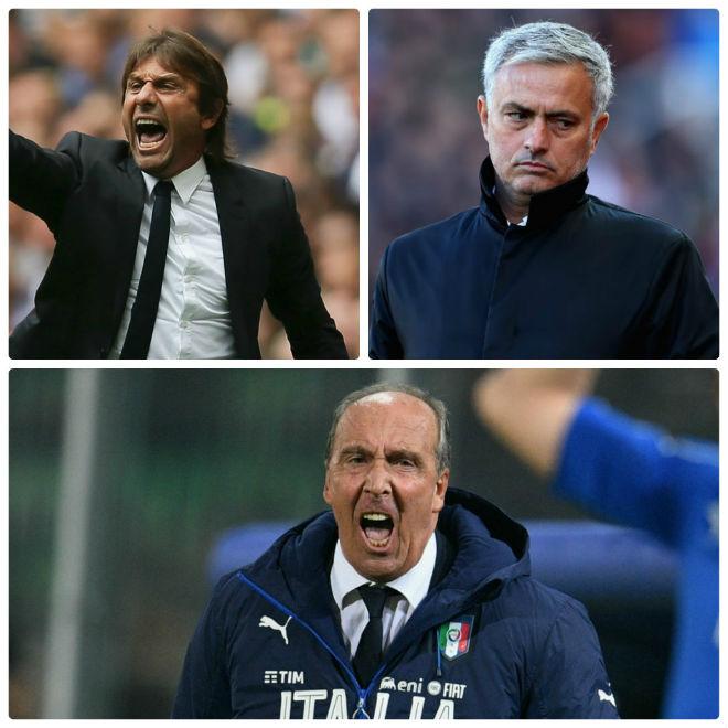 Ghế HLV tuyển Italia: Mourinho bất ngờ được đề cử, MU lo ngay ngáy - 1