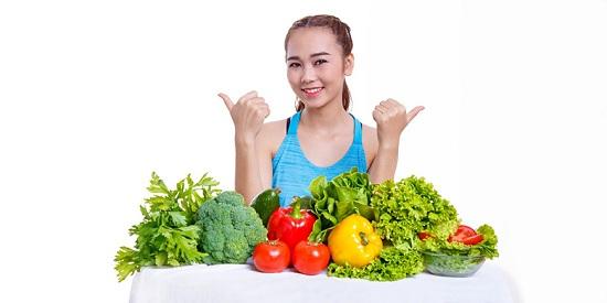 Mách nhỏ chế độ ăn khiến bạn trẻ lâu - 1