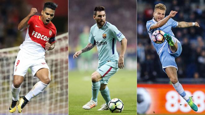 "Messi ""dội bom"": 12 bàn/11 trận vẫn kém xa ""bom xịt"" MU - 1"