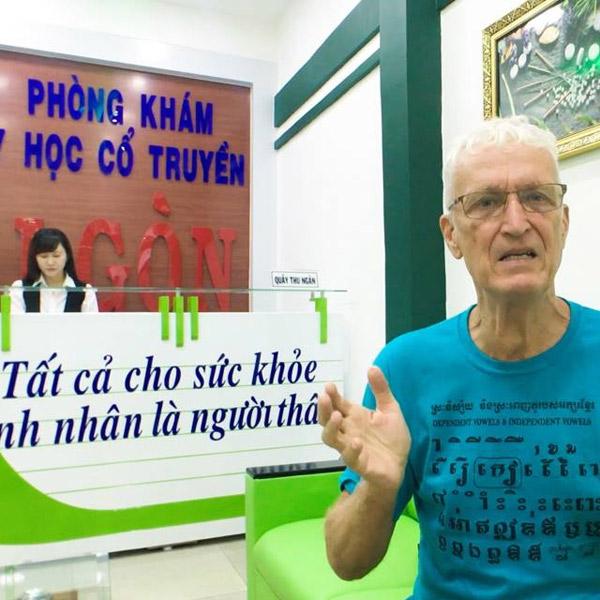 Nguyễn Thùy Ngoan – vị bác sĩ đông y trị bệnh xương khớp thu hút cả người nước ngoài - 2