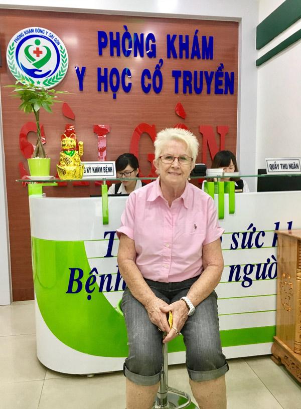 Nguyễn Thùy Ngoan – vị bác sĩ đông y trị bệnh xương khớp thu hút cả người nước ngoài - 4