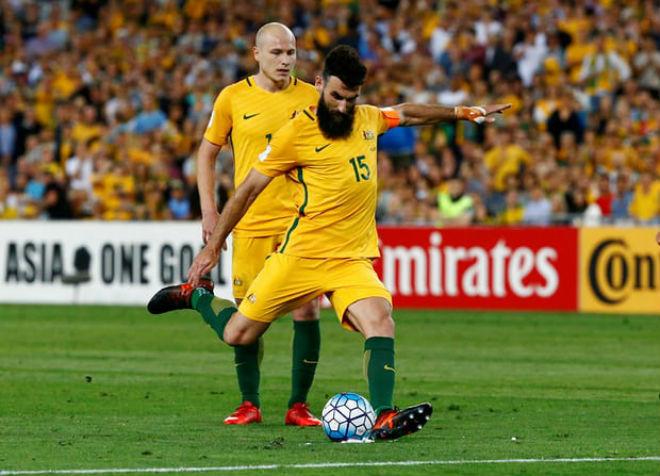 Australia - Honduras: Đoạt vé vàng nhờ cựu sao Ngoại hạng Anh (play-off World Cup) - 1
